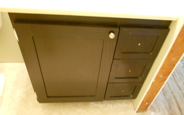 free DIY woodworking plans to build a custom bath vanity DSCN0677