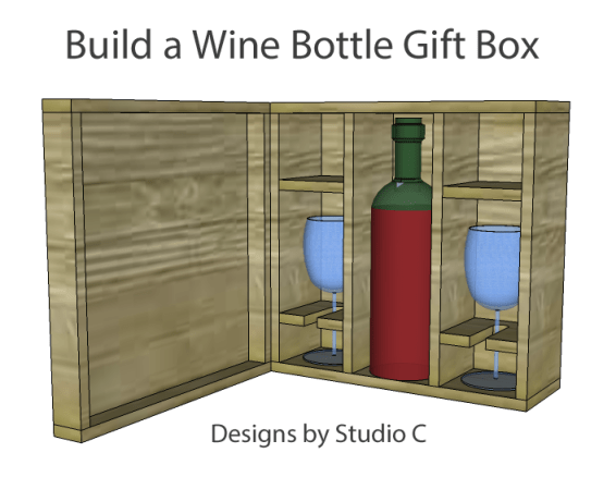 build wine bottle gift box_Copy