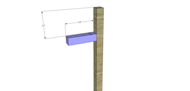 build mailbox post_Arm
