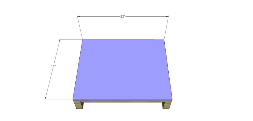 diy vintage table plans_Bottom