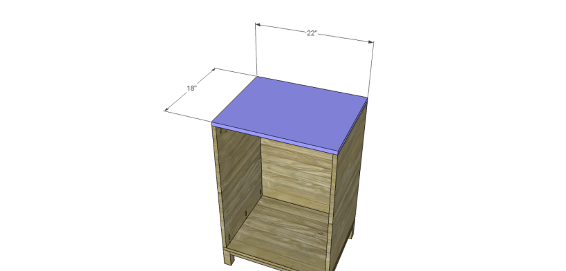 diy vintage table plans_Top