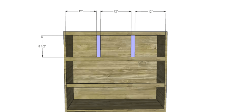 wide chest drawers plans_Dividers
