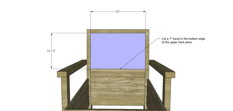 kate chair plans_Upper Back