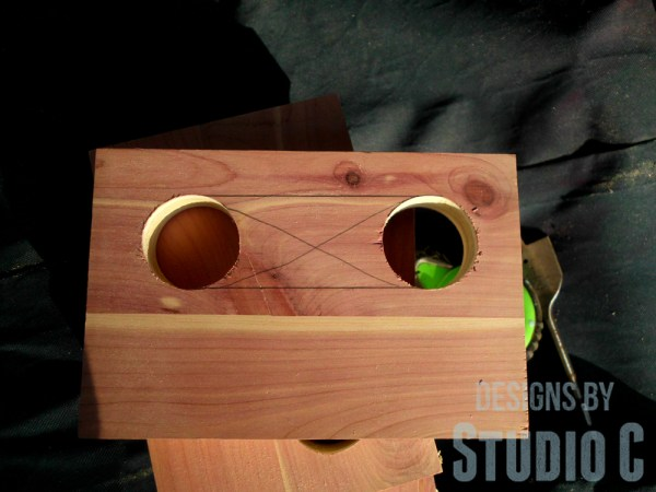 how to cut handles in wood SANY2891