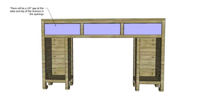 shanghai console table plans-Drawers 2