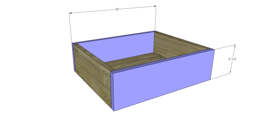 plans build esmerelda buffet-Outer Drawers FB