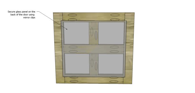 ronen sideboard plans-Doors 2
