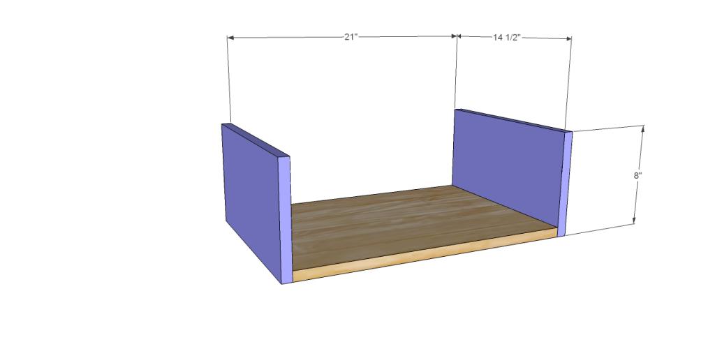 Homestyle sideboard plans-LgCrateBS