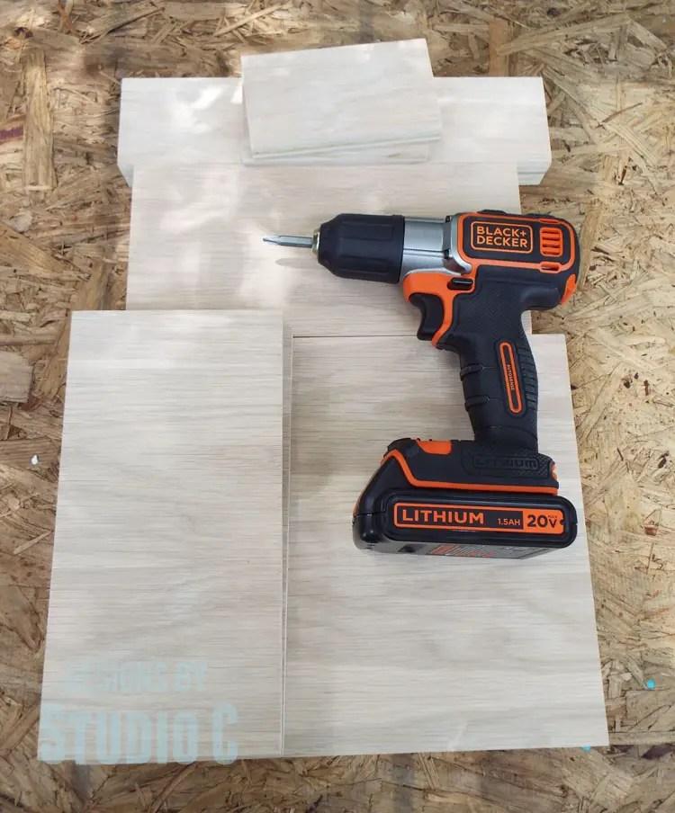 Build a Box for a Drill DSCF1685