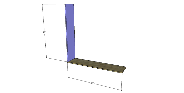 DIY Plans to Build a Henry Bookcase_Back & Bottom 2