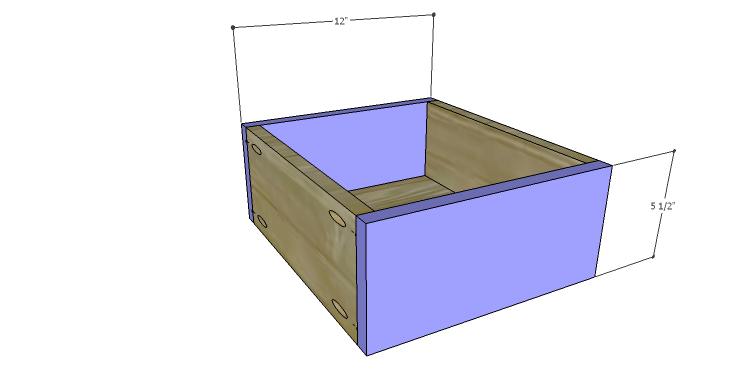 DIY Plans to Build a Daisy Bookcase_Drawer FB