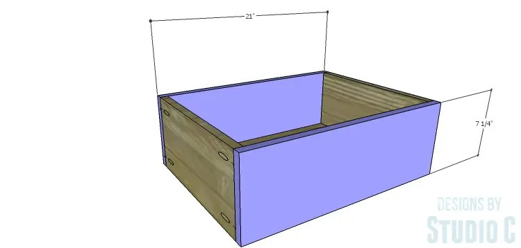 DIY Plans to Build a Brenley Media Console_Drawer FB