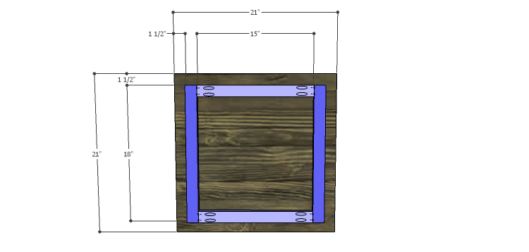 DIY Plans to Build a Warner Storage Shelf_Bottom