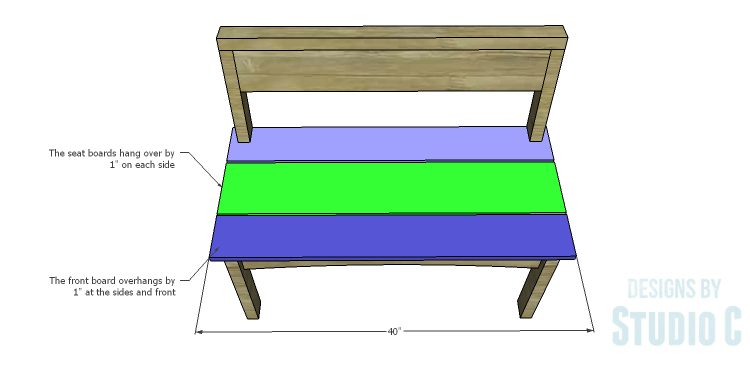 DIY Plans to Build a Taboreh Bench_Seat 2