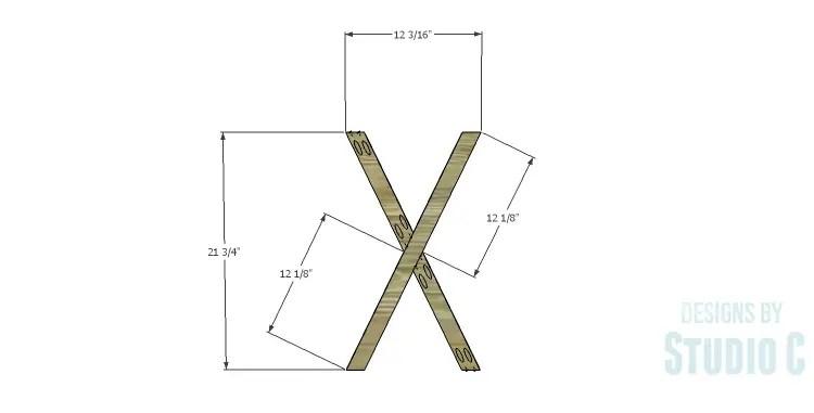DIY Plans to Build a Doyle Cabinet_X Detail 2