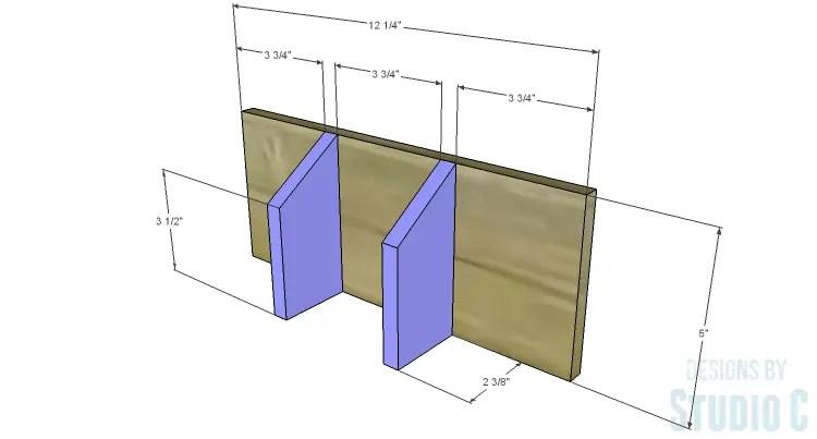 DIY Plans to Build Desk Organizers_Caddy Center 1