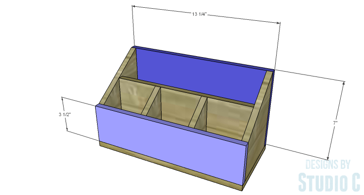 DIY Plans to Build Desk Organizers_Caddy FB