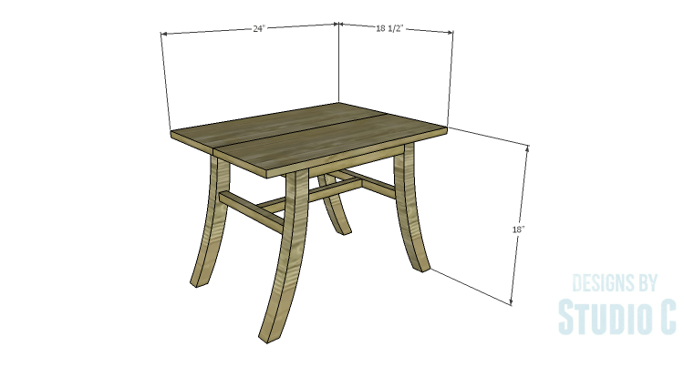 DIY Plans to Build a Pi Footstool