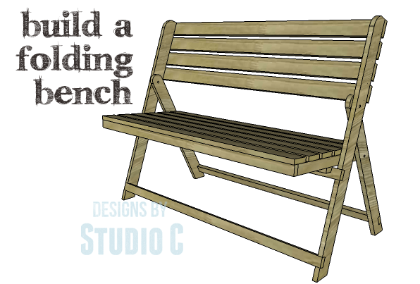 DIY Plans to Build a Folding Bench_Copy