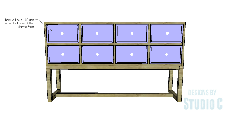 DIY Plans to Build a Katherine Buffet_Drawer Fronts 2
