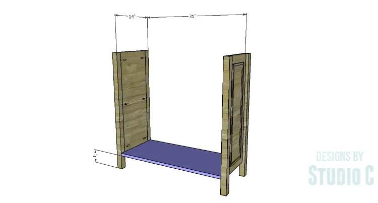 DIY Plans to Build a Trim Detail Cabinet_Bottom