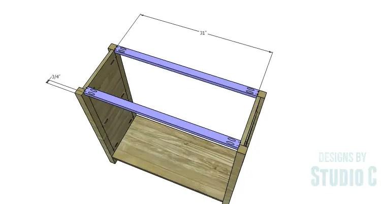 DIY Plans to Build a Trim Detail Cabinet_Stretcher
