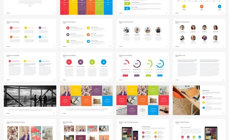 60+ beautiful, premium powerpoint presentation templates, How To Make A Powerpoint Presentation Template, Presentation templates