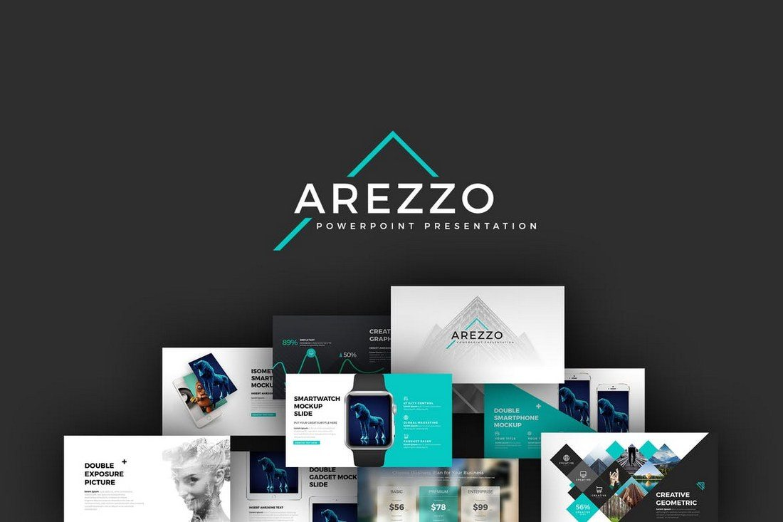 20 best powerpoint templates of 2018 healthcare web design and this is a professionally designed powerpoint presentation template that comes with a minimalist design it includes a total of over 5800 slides in 10 toneelgroepblik Images