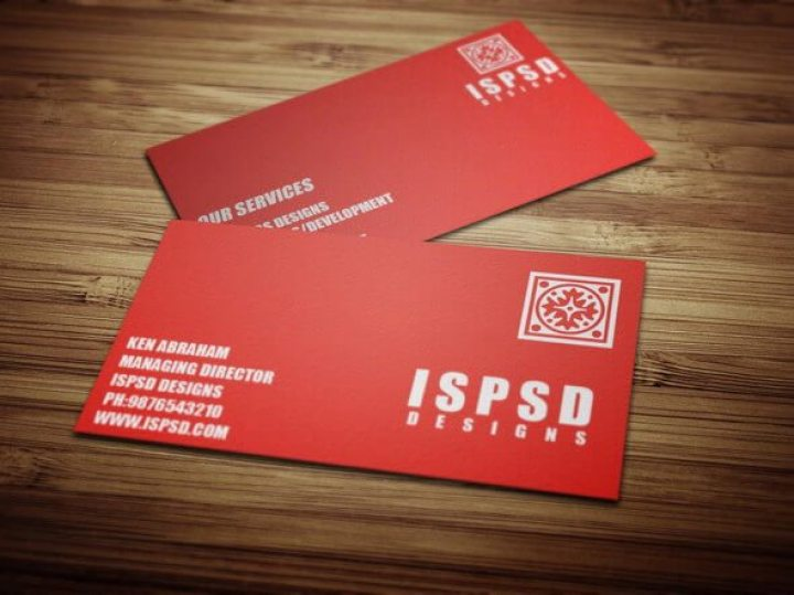 70 corporate creative business card mockups healthcare web red business card colourmoves Choice Image