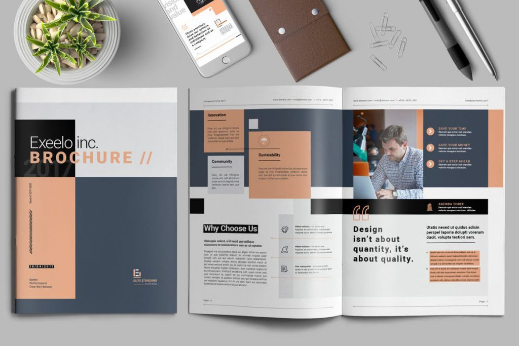 10 Tips for Perfect Brochure Design   Design Shack One of the elements most commonly left off in printed publishing is the  call to action  What is the goal of the brochure  What should users do  after they