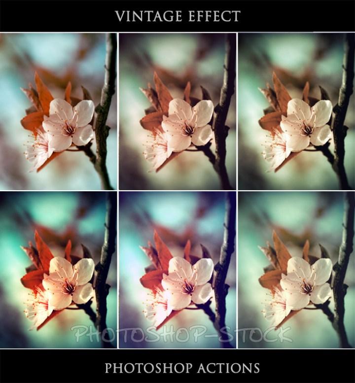 Vintage Effect