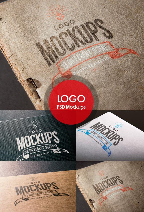 03_Free Logo MockUps