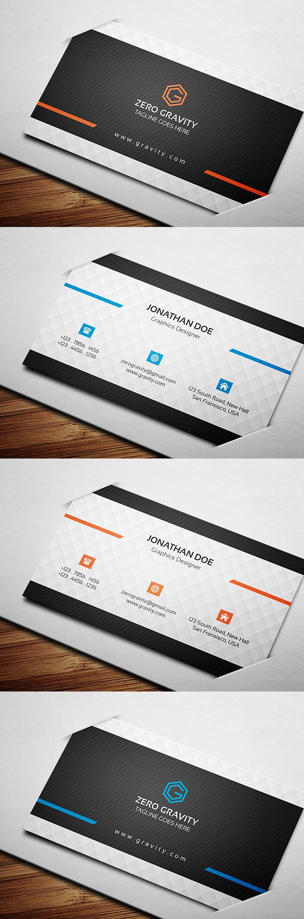 03 Business Card Design