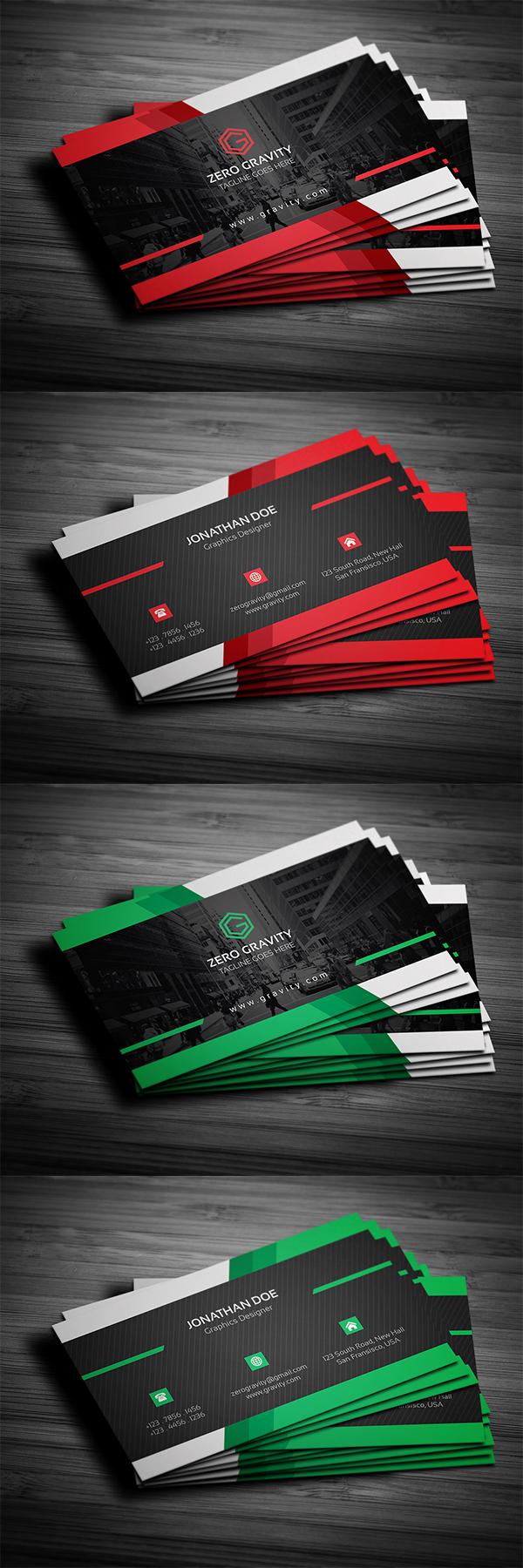 04 Business Card Design