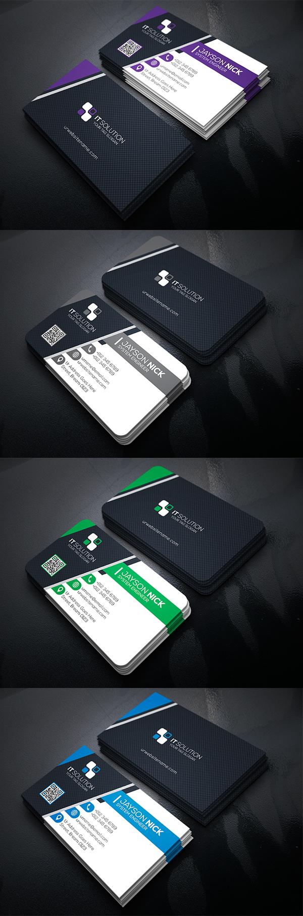 11 Business Card Design