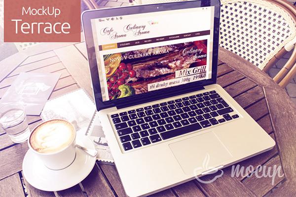 11 Macbook Mockup Terrace