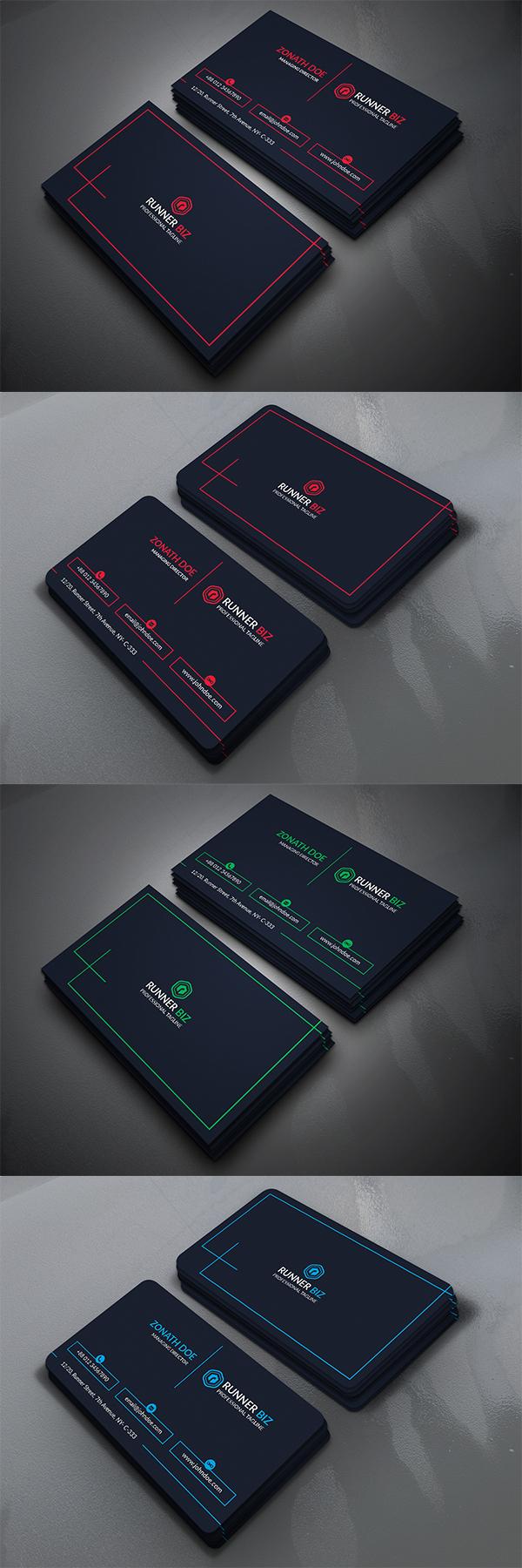 17 Business Card Design