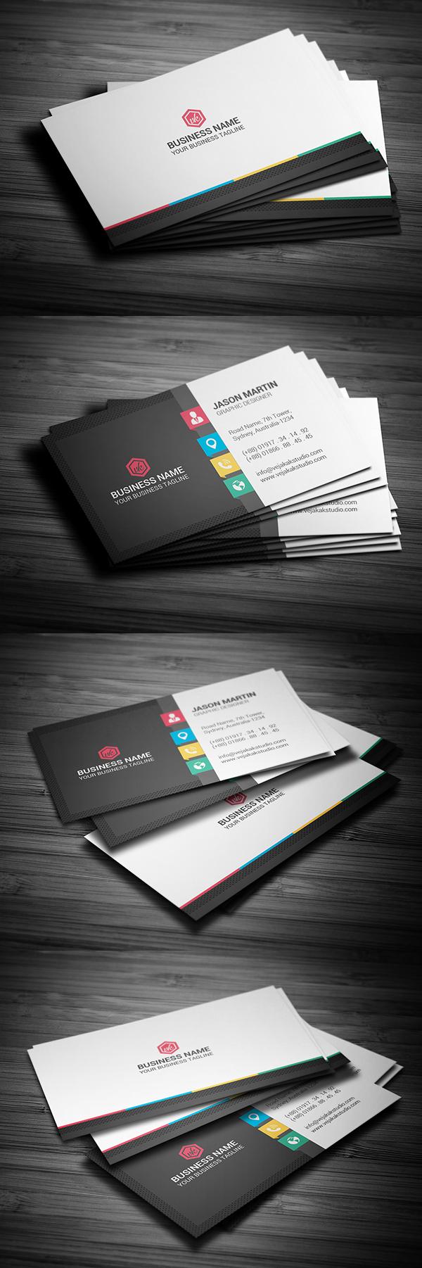 24 Business Card Design