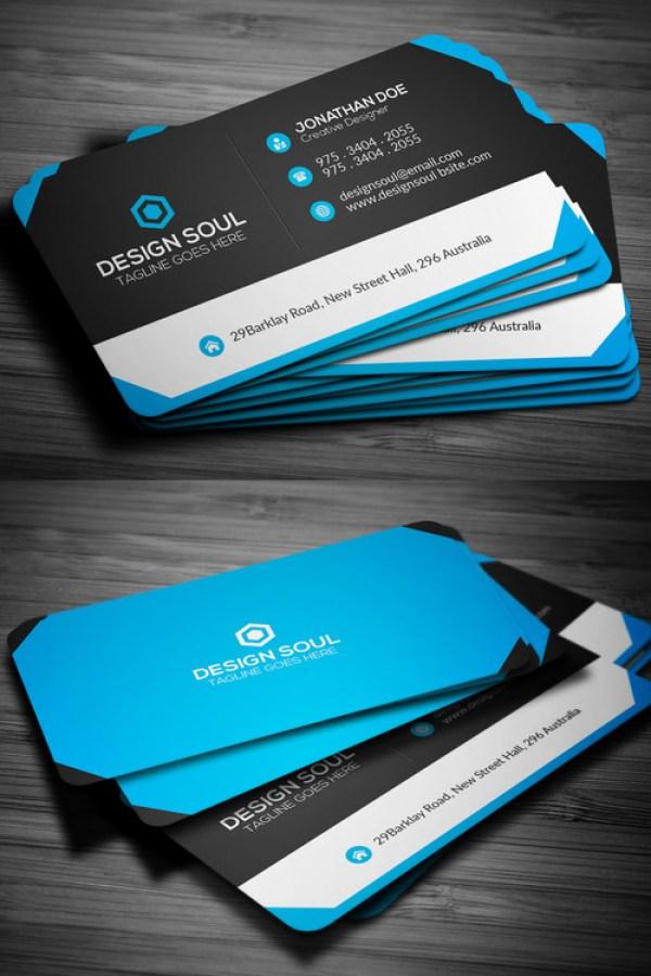 42 Corporate Business Card