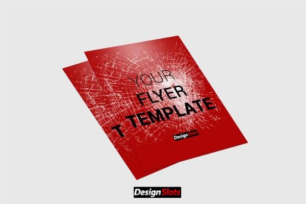 Flyer-mock-up Design