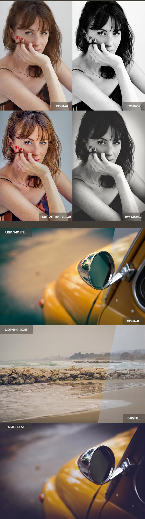 10 Professional Lightroom Presets