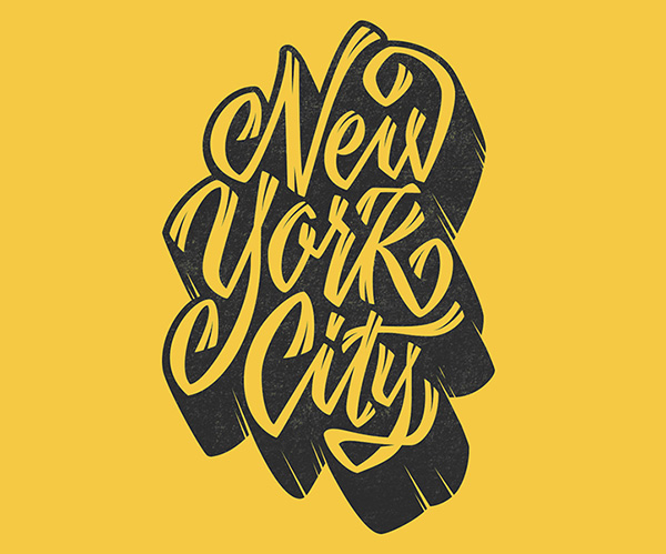 20 Vector Hand Lettering