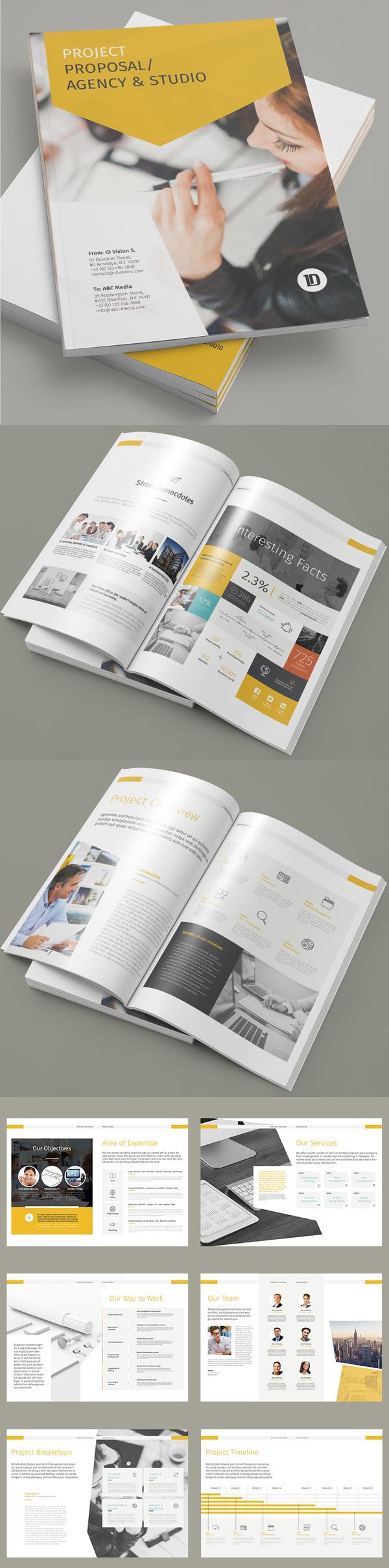005 brochure design