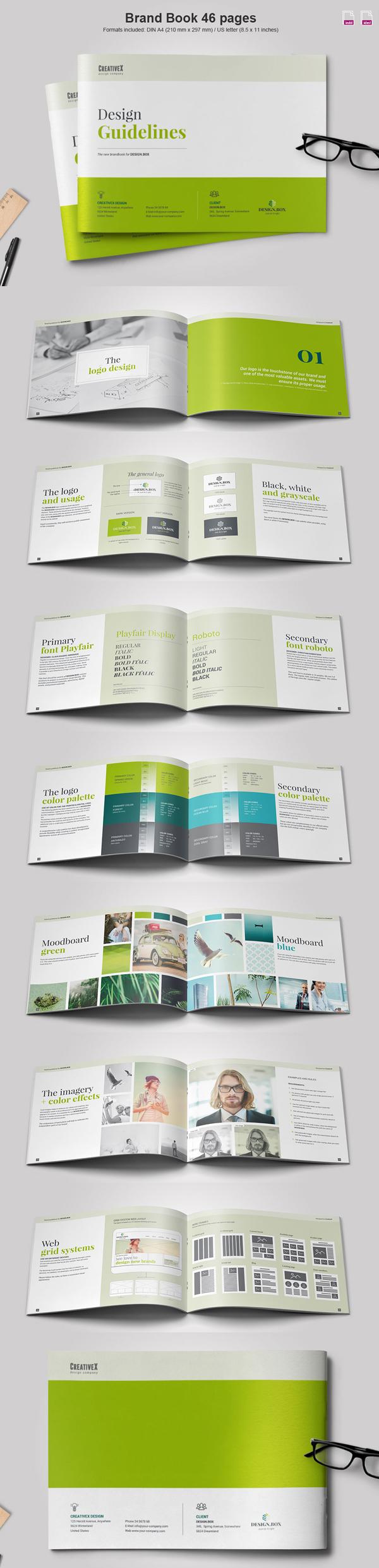 007 brochure design