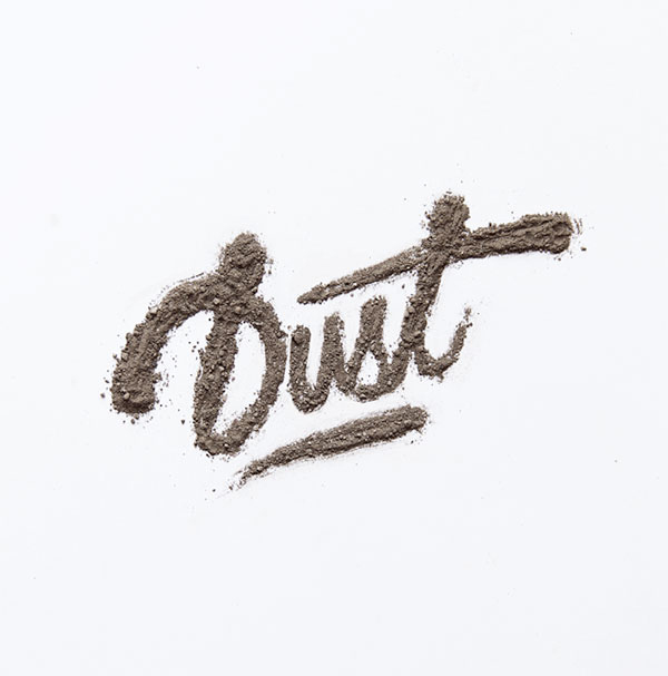 10 How to Create Custom Dirt Typography