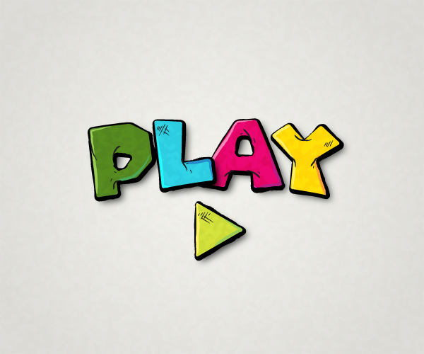 24 Create a Cartoonish Games Text Effect in Adobe Illustrator