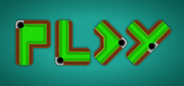 27 Create a Billiard Table Text Effect in Adobe Illustrator