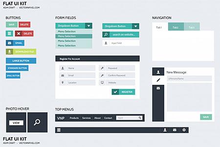 FREE-PSD-Flat-Design