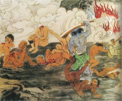 28 Deadly Punishments Mentioned in Garuda Puran of Hinduism 20
