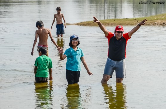 Nagasamudram Lake Ananthagiri